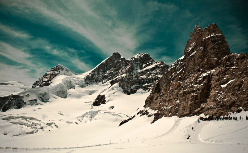 سفر به مناطق کوهستانی