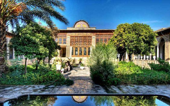 خانۀ زینتالملوک در شهر شیراز