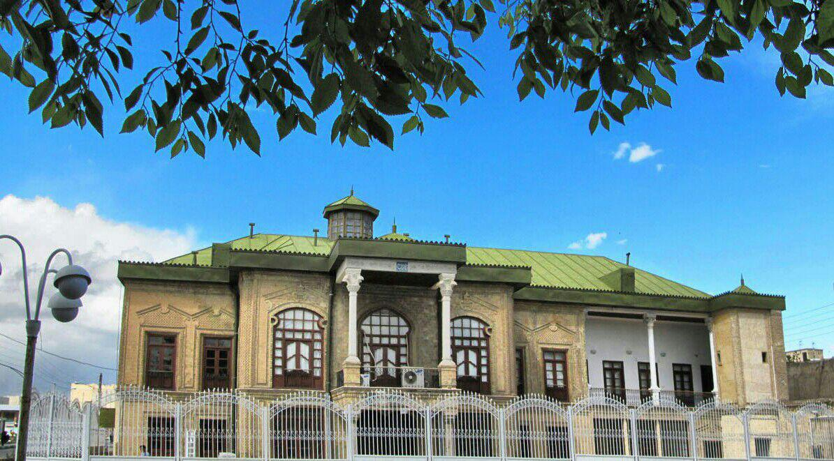 عمارت ذوالفقاریها - زنجان