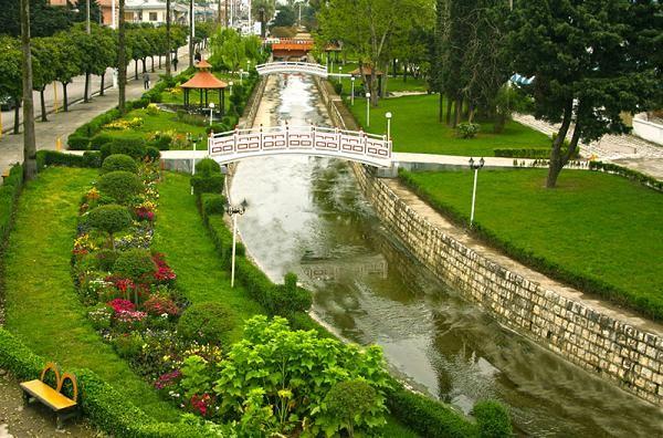 نوشهر، شهر شاداب مازندران