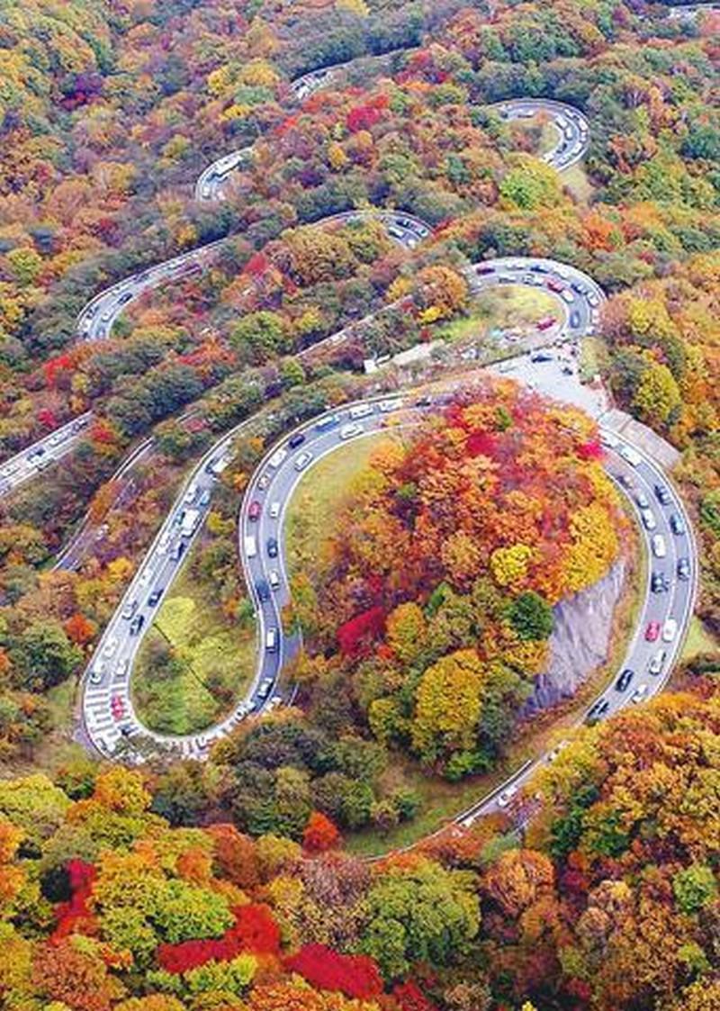 چالوس، شهر دلربای استان مازندران، جاده چالوس