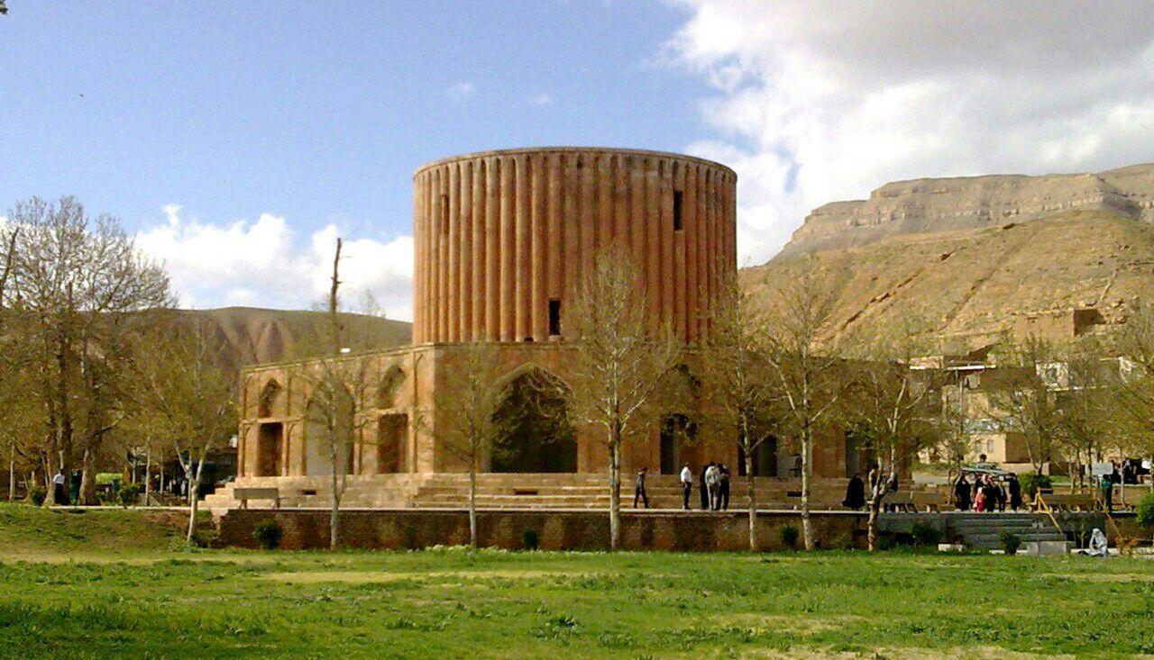 کاخ خورشید - کلات نادری - مشهد
