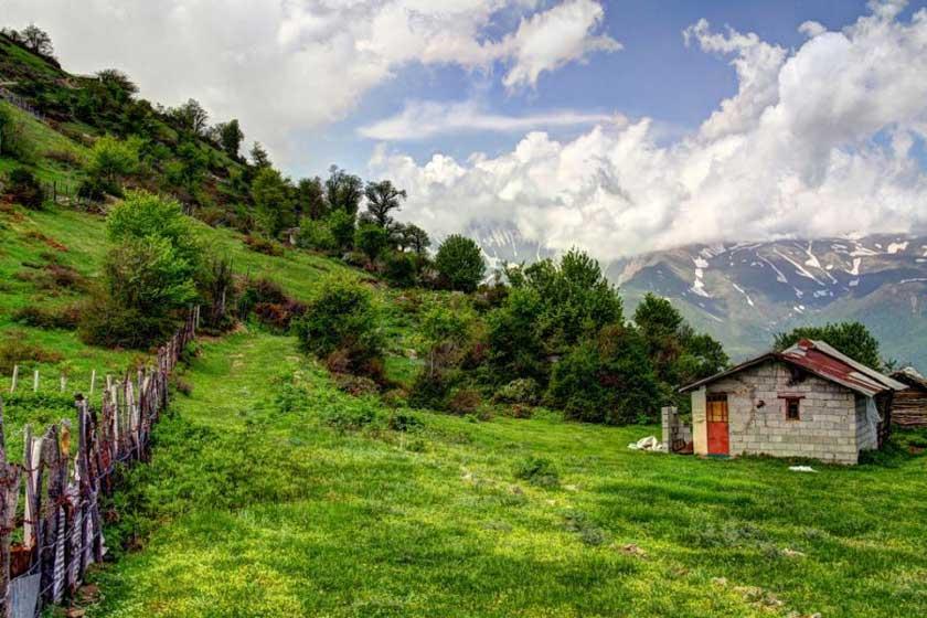 کلاردشت، شهر زیبای استان مازندران