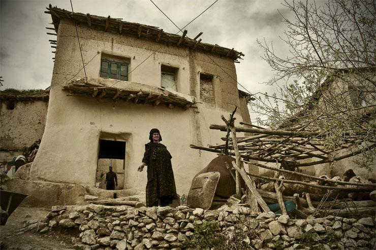 روستای پریان-کرمانشاه