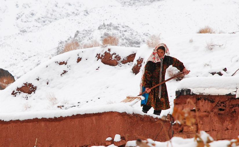 اَبیانه؛ روستای زیبای سرخ، تاریخدیده و اصیل ایرانی