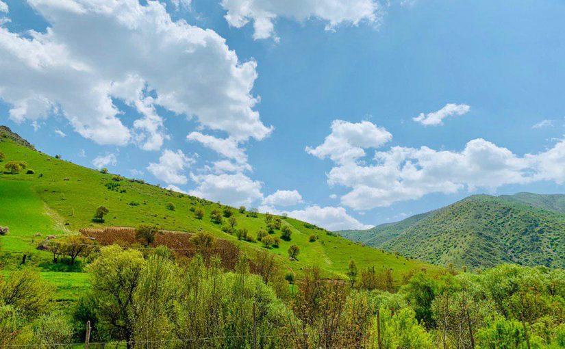اورامانات تخت؛ بهشتی در دامنه کوههای زاگرس