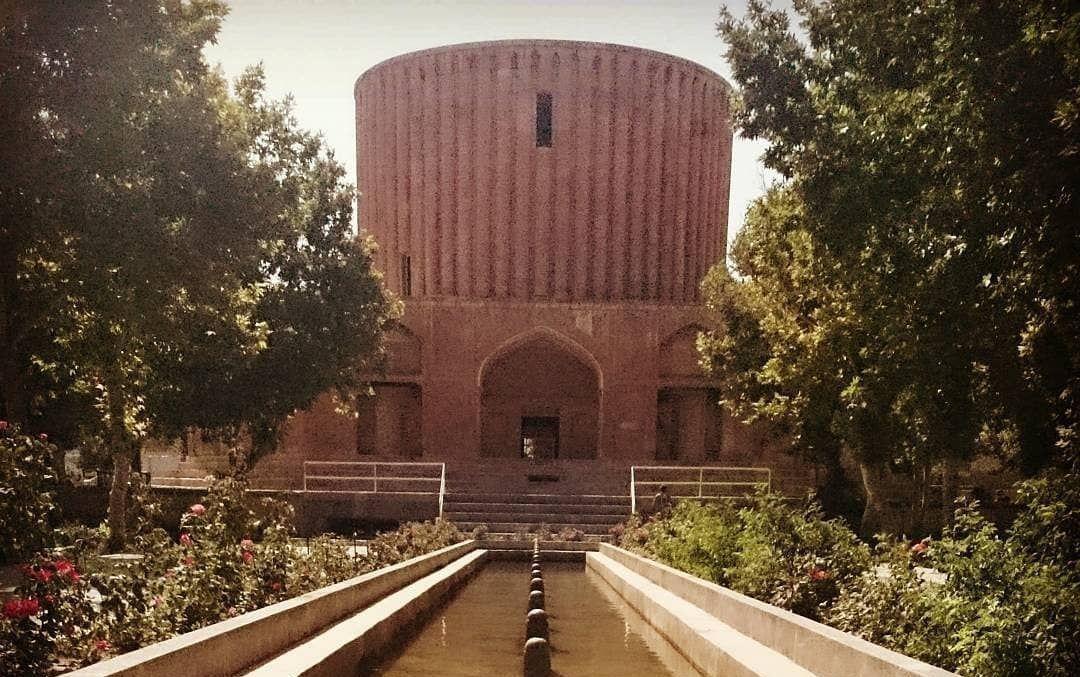« قصر خورشید » کلات نادری