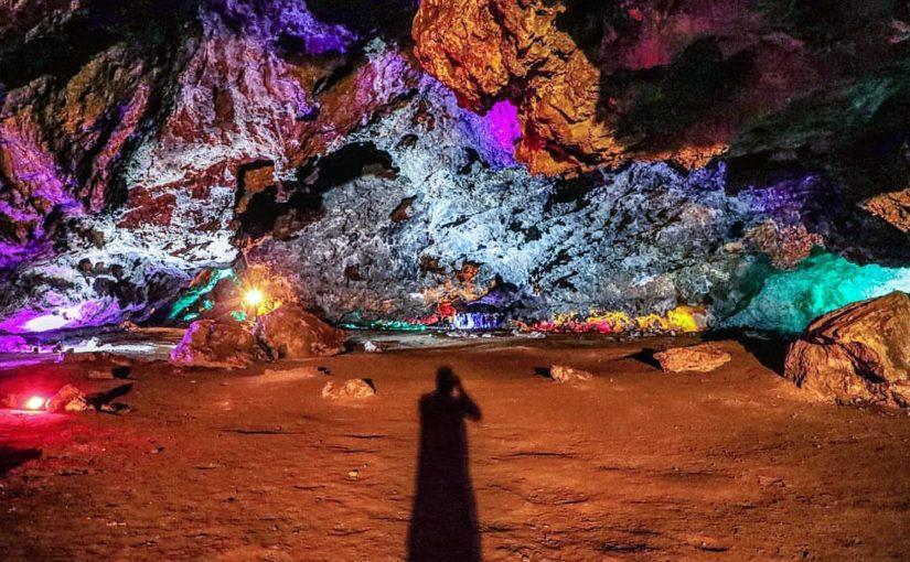 غار مزدوران؛ تجربۀ غار در امنیت کامل برای گردشگران