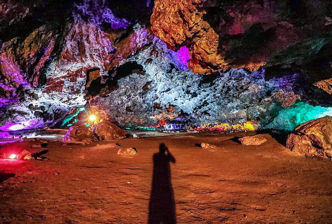 غار مزدوران