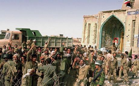 شادی آزادسازی خرمشهر