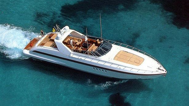 قایقسواری در کیش