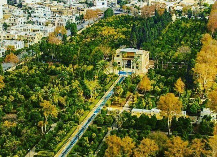 جاذبههای طبیعی شیراز زیبا، کوههای اطراف شهر