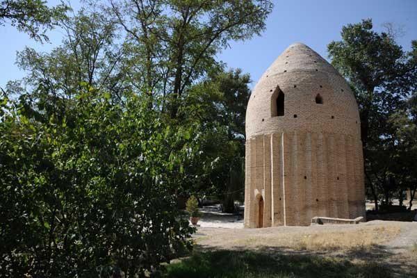 برج آرامگاهی روستای کردان