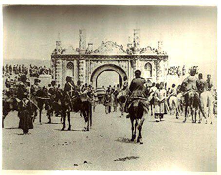 دروازه دولت، تهران قدیم
