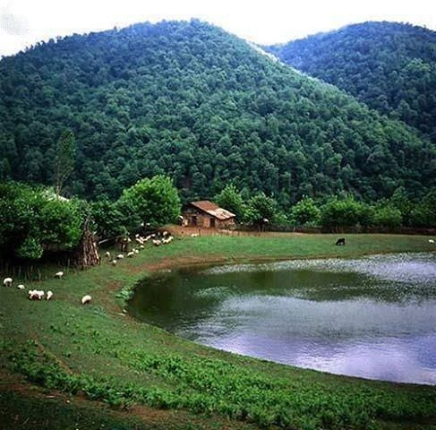 دریاچه چورت، ساری، مازندران