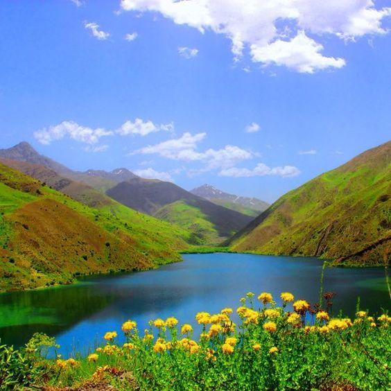 دریاچه گهر، الیگودرز، دورود