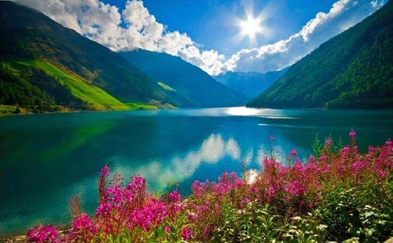الیگودرز؛ شهر آبشارها و لالههای واژگون در استان لرستان