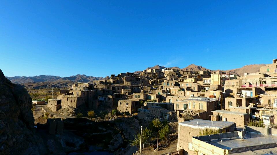 روستای طرق کوهسرخ