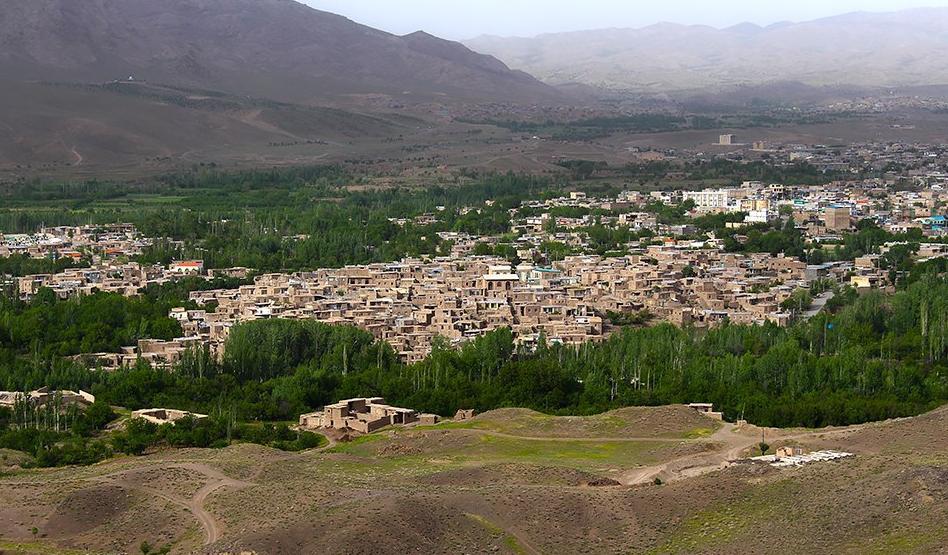 روستای کریز کوهسرخ
