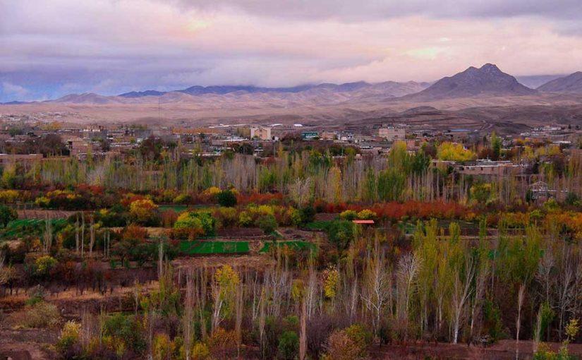 بخش کوهسرخ؛ از جاذبههای گردشگری کاشمر