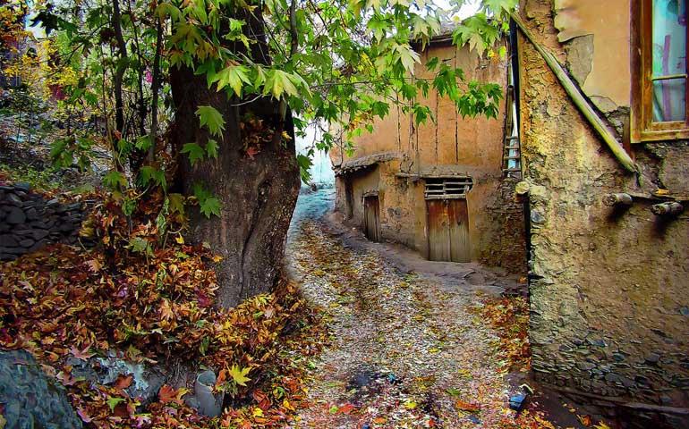 طرقبه منطقهای ییلاقی ؛ یک جاذبۀ گردشگری