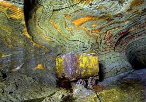 معدن طلا در طرقبه مشهد