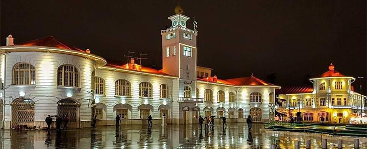 رشت و جاهای دیدنی آن: موزهها و بناهای تاریخی