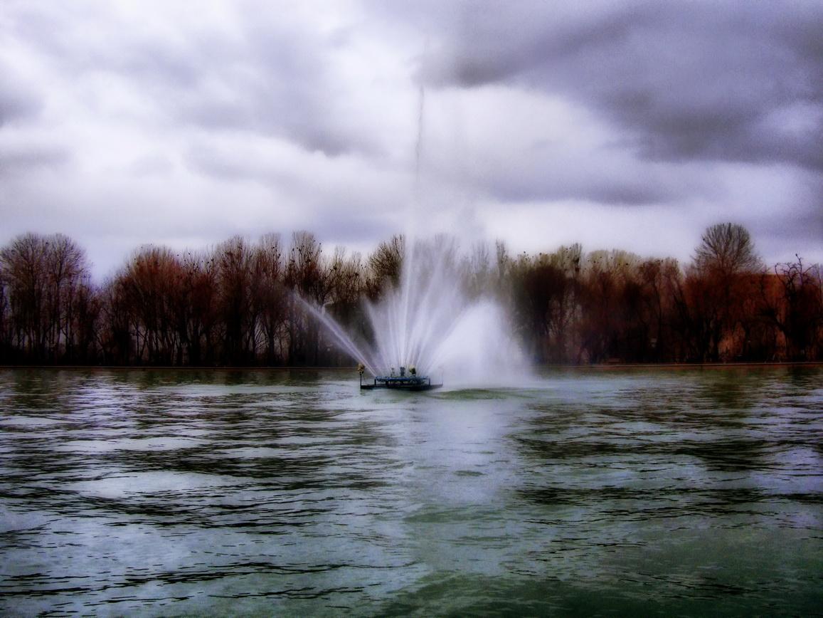 تبریز، دریاچه شاه گلی