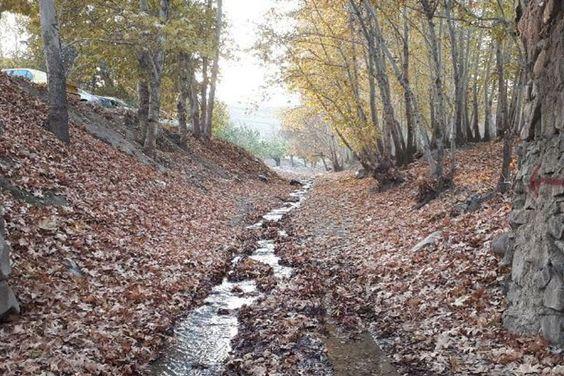 طبیعت پاییزی طرقبه