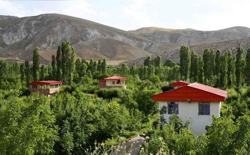 روستای کردان ؛ روستای سبز، همسایۀ کرج و همجوار تهران بزرگ