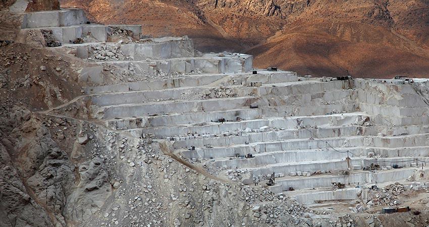 معدن سنگ گرانیت مروارید مشهد