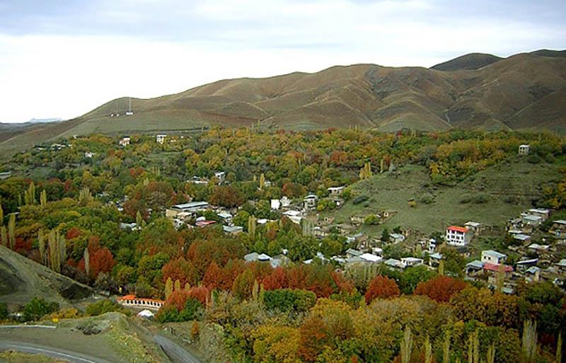 کردان، روستای سبز