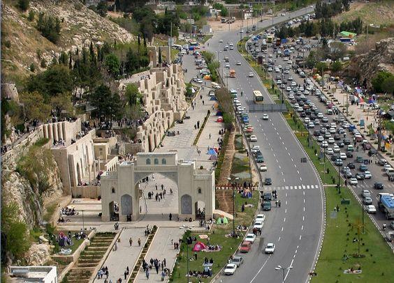جاذبههای تاریخی گردشگری شهر زیبای شیراز