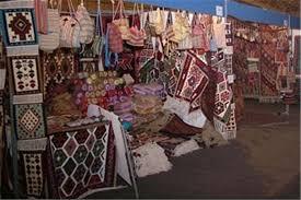بازار صنایع دستی در رامسر