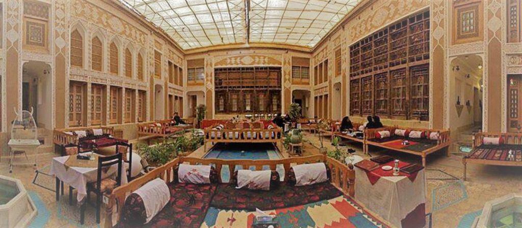 خانۀ ملک التجار در یزد