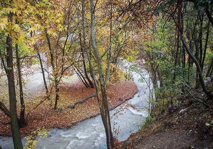 رودخانه کردان ؛ شریان حیات روستای کردان