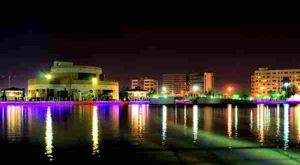 دریاچه پارک شهر
