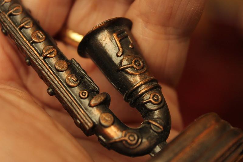 قلم زنی روی فلز