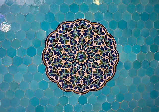 صنعت کاشی سازی در یزد