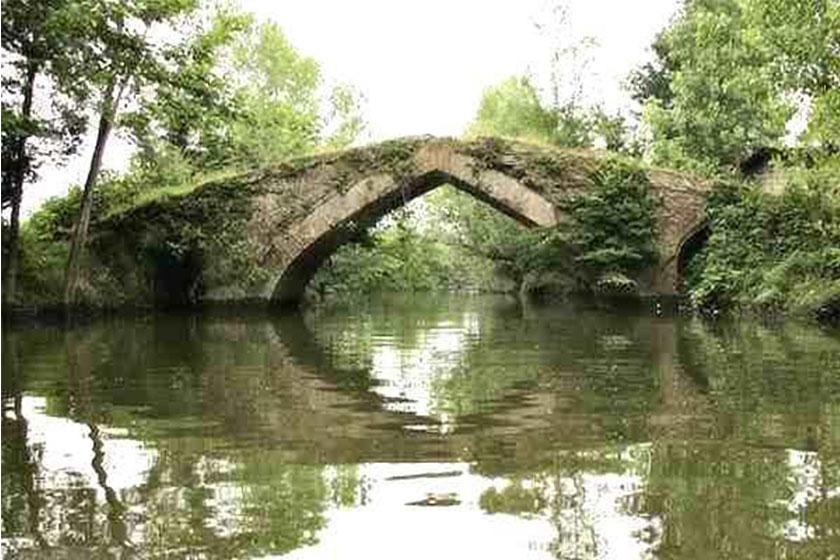 پل تاریخی شفارود