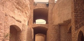 شهر باستانی حریره در ساحل جزیره زیبای کیش