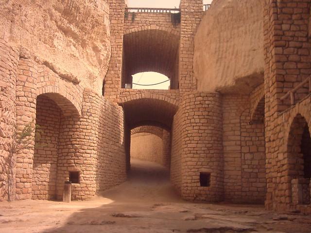 حریره شهر باستانی جزیره کیش