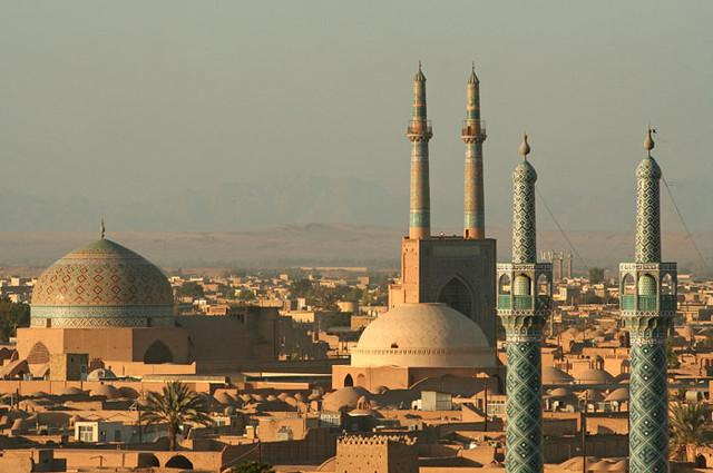 مساجد تاریخی یزد
