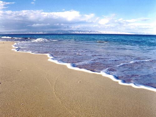 سواحل زیبای کیش