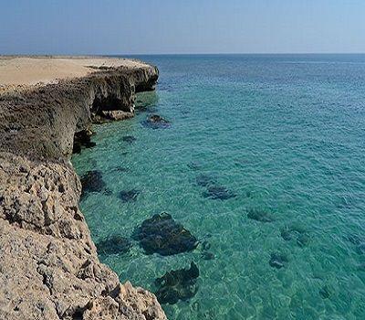ساحل جزیرۀ هندورابی
