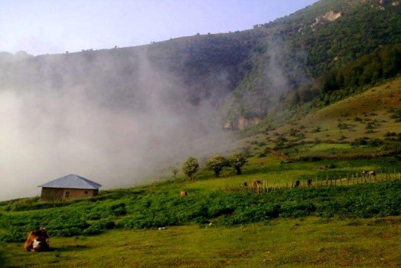 روستای گرسماسر رامسر