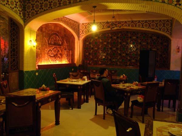 رستوران پوریا کیش