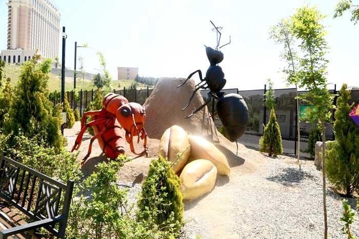 اسپایدر پارک تهران