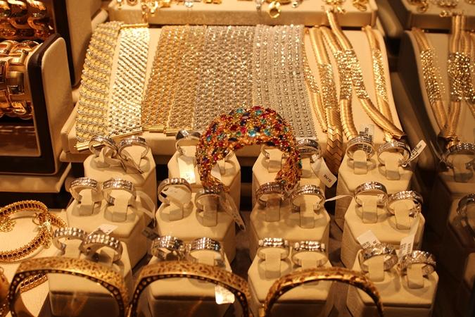 بازار زرگری یزد
