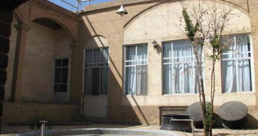 خانه معین الدین حاج صدر